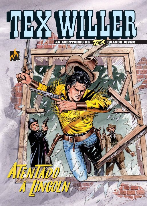 Tex Willer -Vol. 12 thumbnail