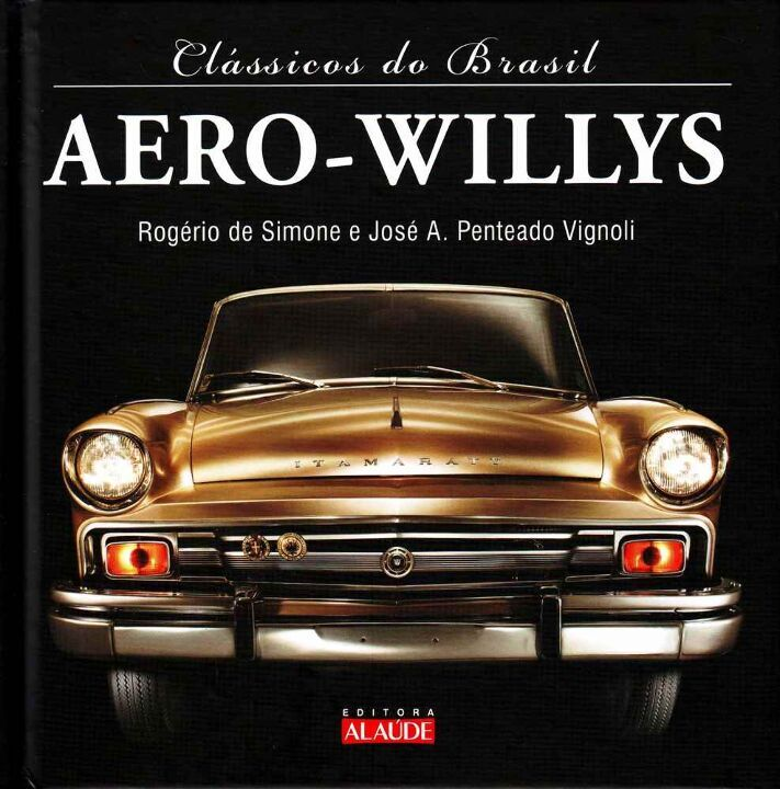 Aero-Willys - Classicos do Brasil thumbnail