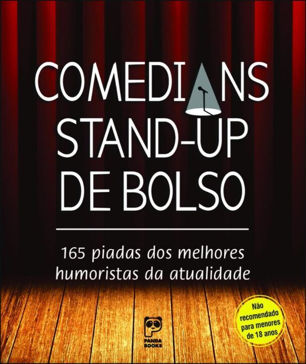 Comedians stand-up de bolso thumbnail