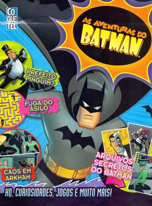 as Aventuras de Batman thumbnail