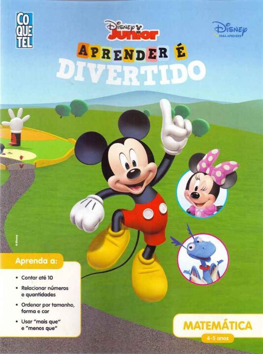 Disney Junior Aprender É Divertido thumbnail