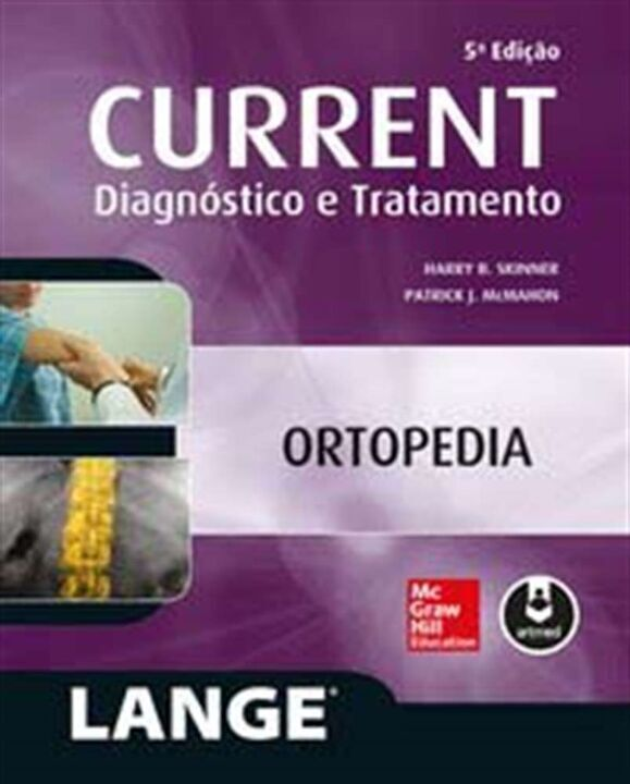 Current Diagnostico e Tratamento:ortopedia 5Ed. thumbnail