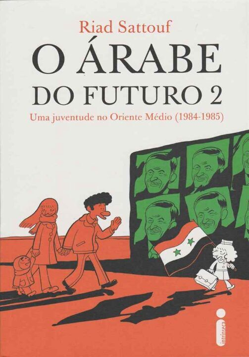Arabe do Futuro, o - 2 thumbnail