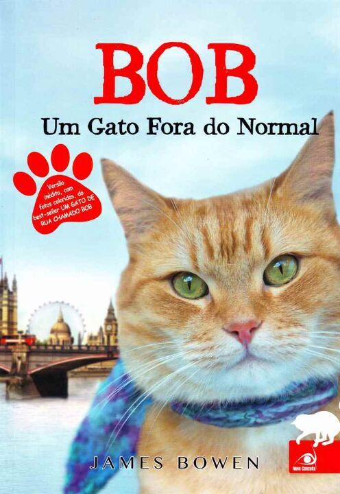 Bob Um Gato Fora do Normal thumbnail