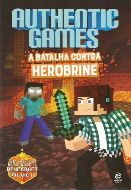 Authentic Games: a Batalha Contra Herobrine thumbnail