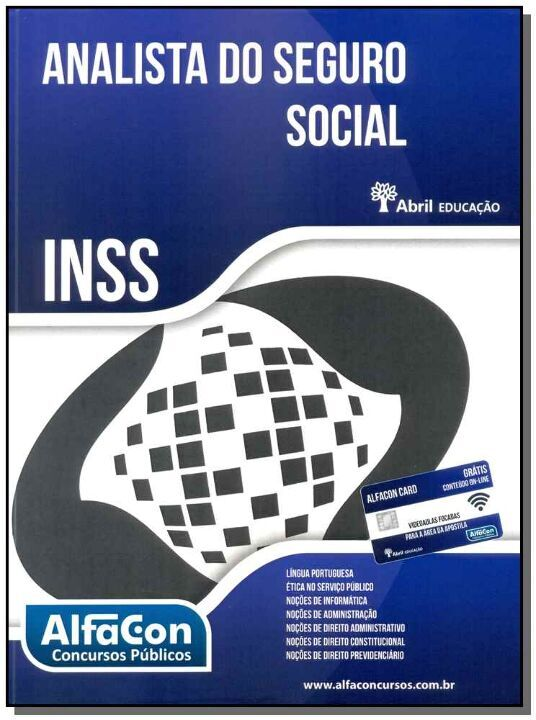 Analista do Seguro Social - Inss - 01Ed/14 thumbnail