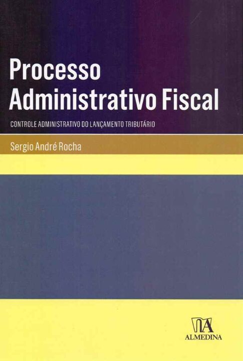 Processo Administrativo Fiscal - 01Ed/18 thumbnail