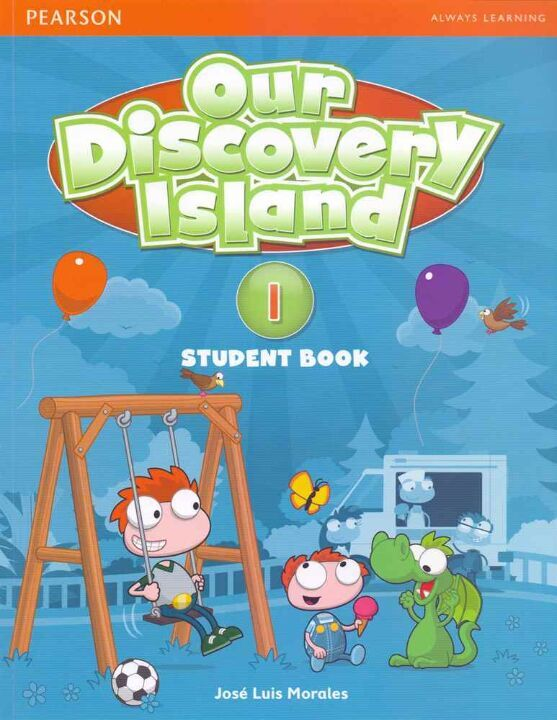 Our Discovery Island 1 - Student Book - 01Ed/12 thumbnail