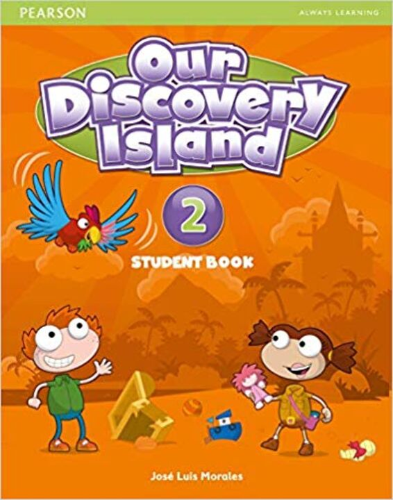 Our Discovery Island Level 2 - Student Book + Work thumbnail