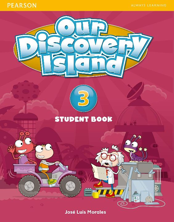Our Discovery Island Level 3 - Student Book + Work thumbnail