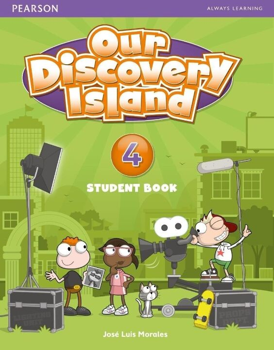 Our Discovery Island Level 4 - Student Book + Work thumbnail