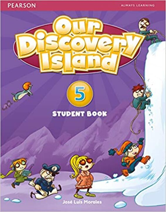 Our Discovery Island Level 5 - Student Book + Work thumbnail