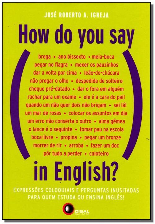 How do You Say In English? thumbnail