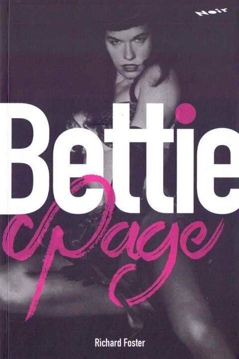 Bettie Page thumbnail