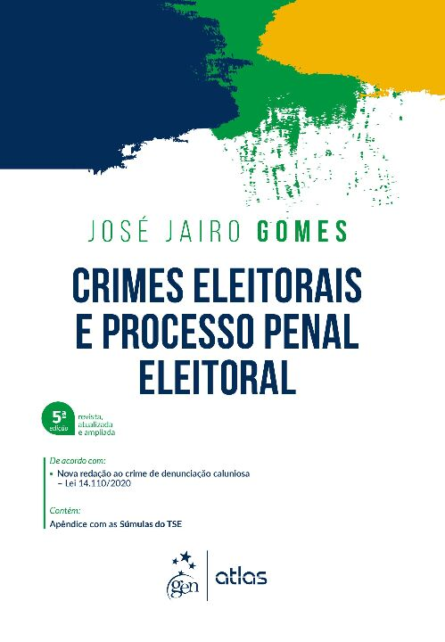 Crimes Eleitorais Proc. Pen. Eleitoral - 05Ed/21 thumbnail