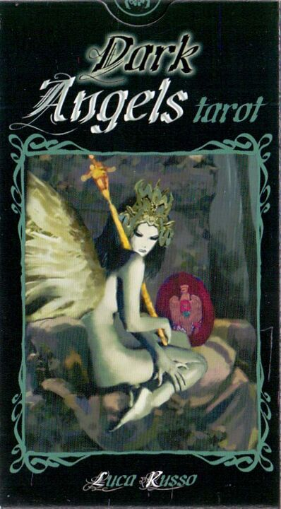 Dark Angels Tarot thumbnail